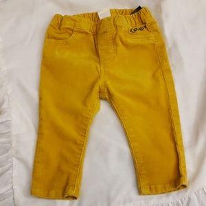 H&M Pants SZ 4-6 M, Baby Gap Pants SZ 3-6 Mths Old